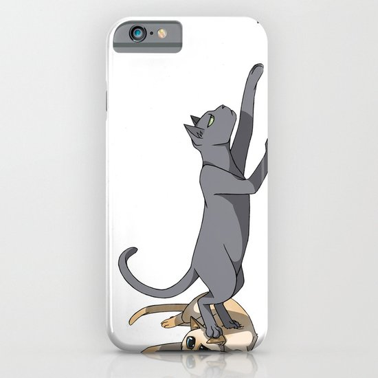 The Cats iPhone & iPod Case
