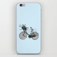 World Tour ~ Blue iPhone & iPod Skin