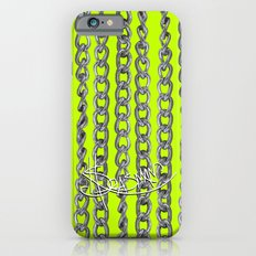 Raining Chains. iPhone 6s Slim Case