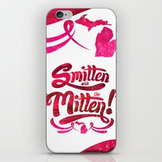 Smitten with the Mitten iPhone & iPod Skin