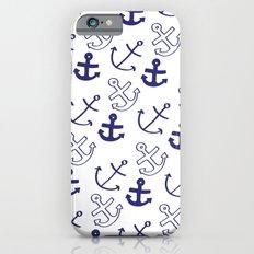 Anchors iPhone 6s Slim Case