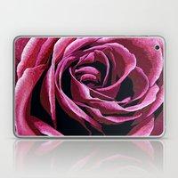 Rose Sketch Laptop & iPad Skin