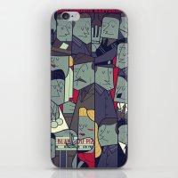 Inglourious Basterds iPhone & iPod Skin