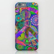 Hippies' Garden iPhone 6s Slim Case