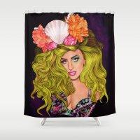 Roseland Venus Shower Curtain