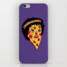Pizza Minnelli iPhone & iPod Skin