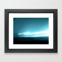 At Least 2 Characters. Framed Art Print