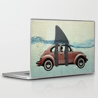 vw Laptop & iPad Skins featuring VW soup by vin zzep