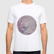 All the pretty lights (3) Mens Fitted Tee Ash Grey SMALL