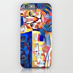 The Look of Love iPhone 6 Slim Case