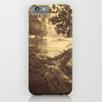 Mist on the River iPhone 6 Slim Case