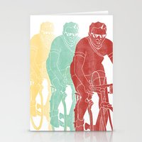 GO 'ROUND AGAIN Stationery Cards
