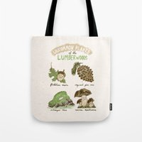 Uncommon Plants Of The L… Tote Bag