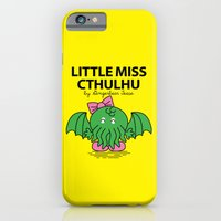 Little Miss Cthulhu iPhone 6 Slim Case