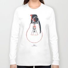 Idea Bomb (2) Long Sleeve T-shirt