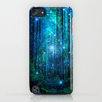 iPod Touch Cases featuring magical path by haroulita