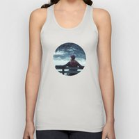 Tethered Unisex Tank Top