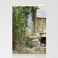 The Old Door Stationery Cards