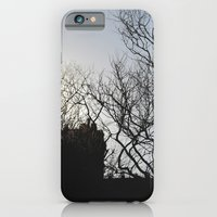 iPhone Cases featuring Live in Denial by jarjake