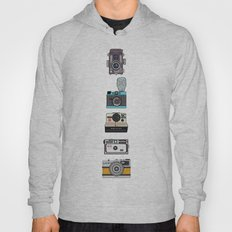Camera Collection (Blue) Hoody