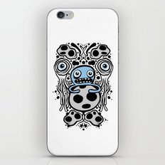 Panopticon Space (White Version) iPhone & iPod Skin