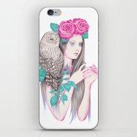 Blossomtime iPhone & iPod Skin