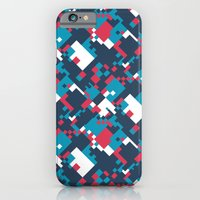 pixelated 2.0 iPhone 6 Slim Case