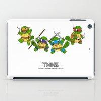 TMNS iPad Case