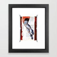 12th STREET RAG Framed Art Print