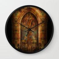 Impossibilium Wall Clock