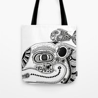 Reliance  Tote Bag