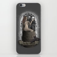 In Vino Veritas iPhone & iPod Skin
