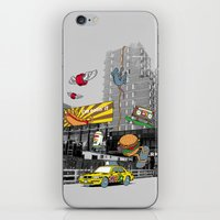 N Y C iPhone & iPod Skin
