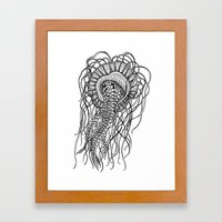 Jelly Jelly Jelly Framed Art Print