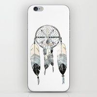 TRAUMFÄNGER iPhone & iPod Skin