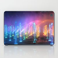 Lights in the Water iPad Case