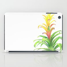 Bromeliad - Tropical plant iPad Case