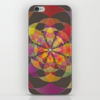 Round & Round iPhone & iPod Skin