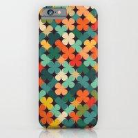 Lucky Clover iPhone 6 Slim Case