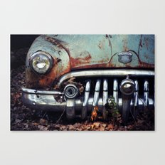 Precious Metal Canvas Print