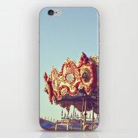 Carnival Fun iPhone & iPod Skin
