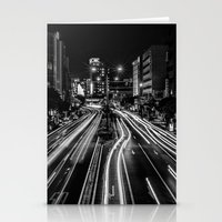 Naha Traffic Stationery Cards