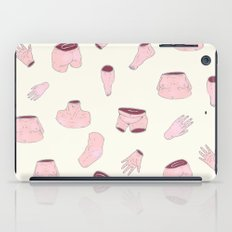 body parts iPad Case