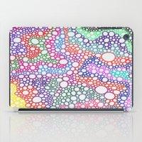 Bubbles 7 iPad Case