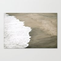 Wave 2  Canvas Print