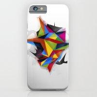 Abstract Geometric Art iPhone 6 Slim Case