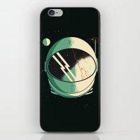 Death Of An Astronaut iPhone & iPod Skin