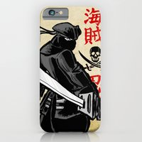 Debate Over: Pirates vs. Ninjas iPhone 6 Slim Case