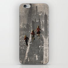 RUN THE TOWN iPhone & iPod Skin