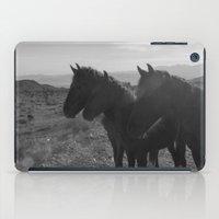 Desert Horses iPad Case